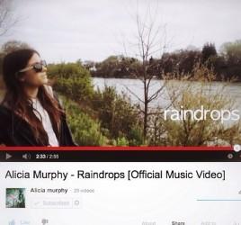 Alicia Murphy - Raindrops