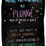 tonight at plungelbc !!! from 630830! jessweymouth will be paintinghellip