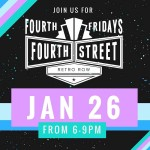 come hang out next friday for the 4thfridayson4thstreet  illhellip