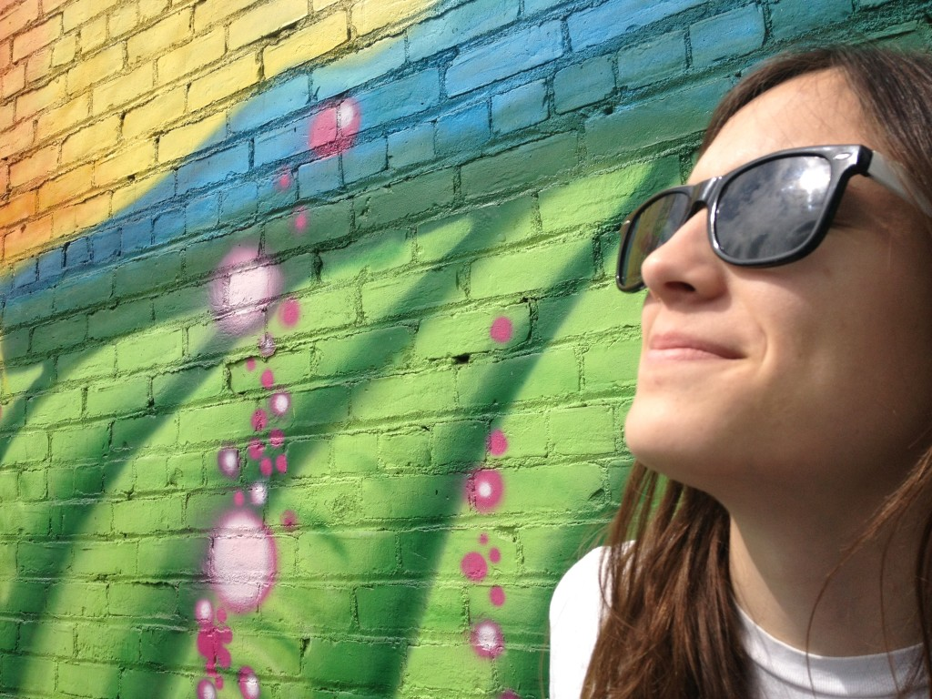 alicia murphy, sun, smile