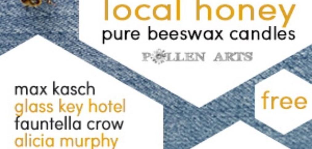 bee awareness brunch + music