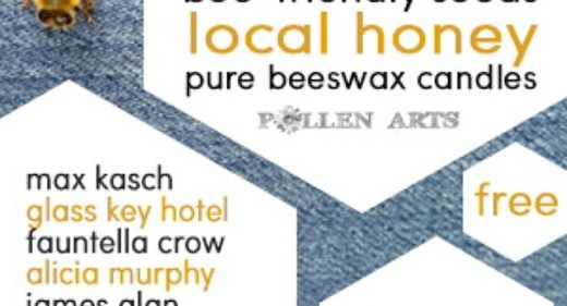 bee awareness brunch + music