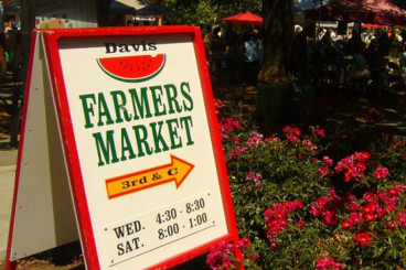5 Reasons to Shop at the Farmers' Market