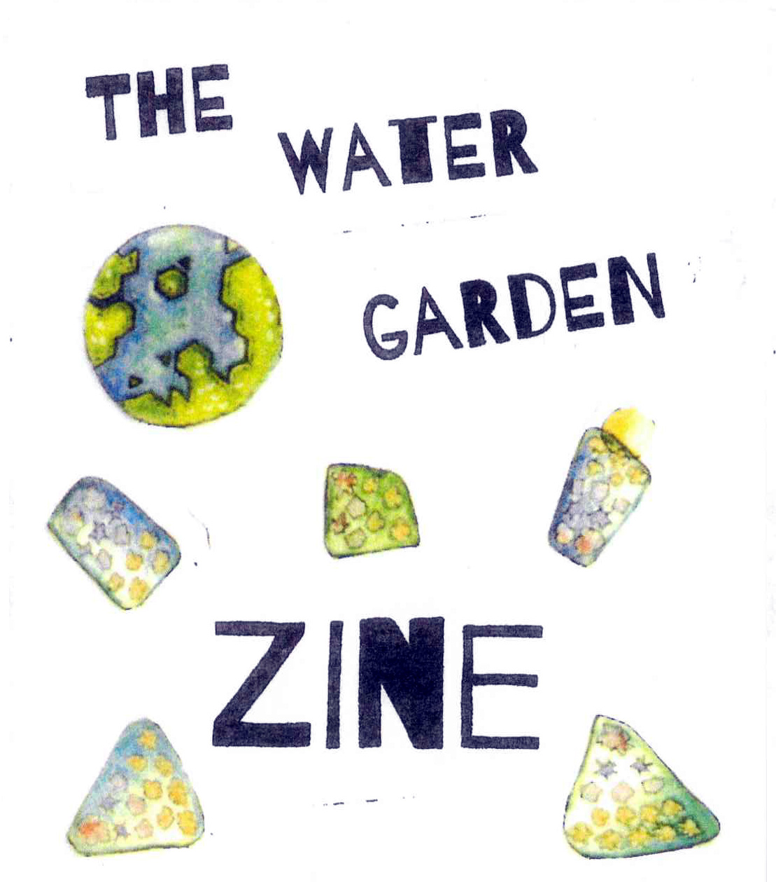 The Water Garden Zine